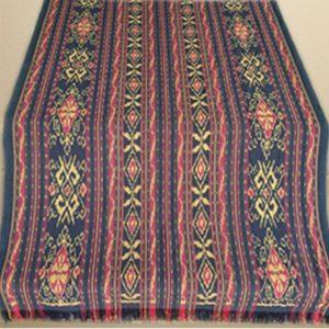 Kain Tenun Blanket Motif Toraja 02