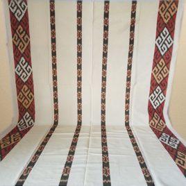 Kain Tenun Blanket Motif Toraja