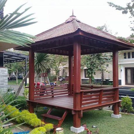 gazebo taman